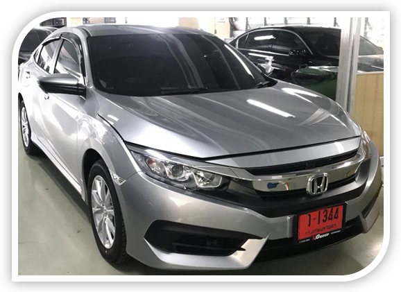 HONDA CIVIC 1.8E AUTO