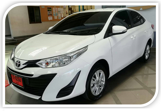 TOYARA NEW YARIS 1.2E AUTO