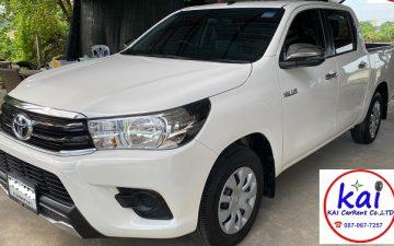 Toyota Revo 2.4E M/T [ID1556]