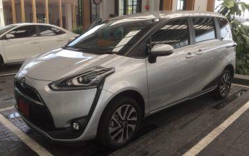 Toyota 7ที่นั่ง เซียนต้า 1.5V [ID1385]