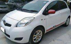 Toyota ยาริส 1.5E ปี2011 [ID5587]