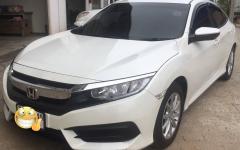 Honda CIVIC 1.8E ปี2018 [ID5040-สีขาว]
